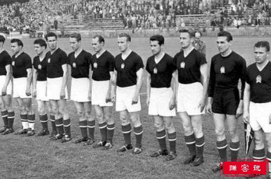 匈牙利9-0韩国(1954)