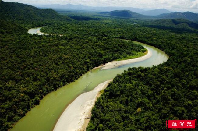 世界十大河流排名 长江仅排第三