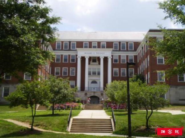 2018年美国马里兰大学巴尔的摩分校世界排名 留学费用