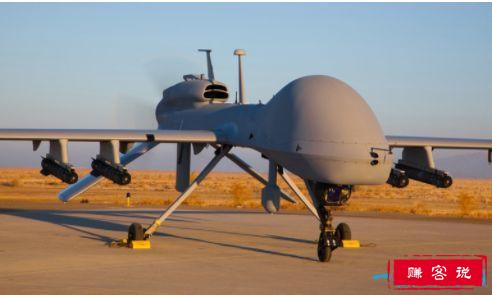 世界上十大最先进的无人机 它们让战争变得简单