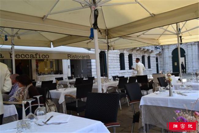 意大利威尼斯餐厅排行 威尼斯小酒馆评价最高
