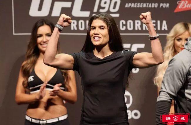 世界十大最佳女子UFC战士 龙达·鲁西排名第一
