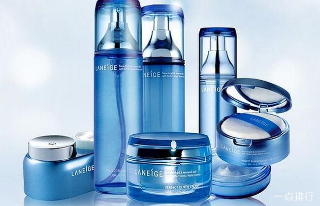 韩国护肤品排行榜2019 十大顶级韩国护肤品品牌