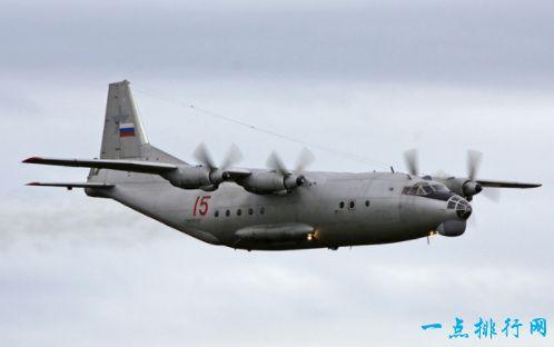 世界十大军用运输机 俄罗斯超美国排第一