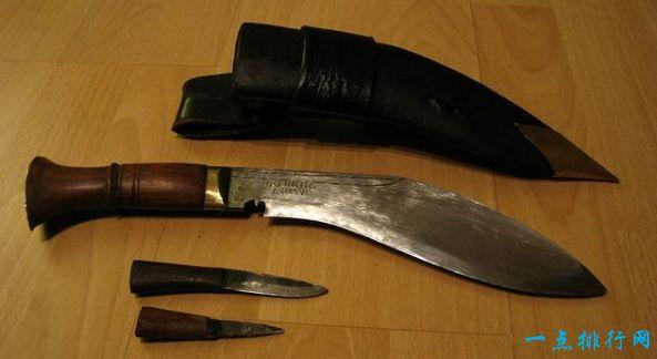 世界名刀排名 世界十大名刀排名