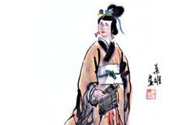 """中国古代四大丑女 """"举案齐眉""""的女主角其实是位无盐女"""