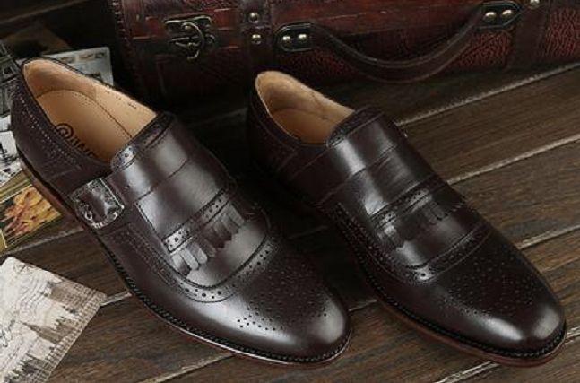 世界十大高档皮鞋品牌 好马配好鞍好衣配好鞋