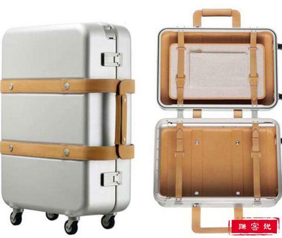 世界十大拉杆箱品牌 新秀丽拉杆箱占据第一