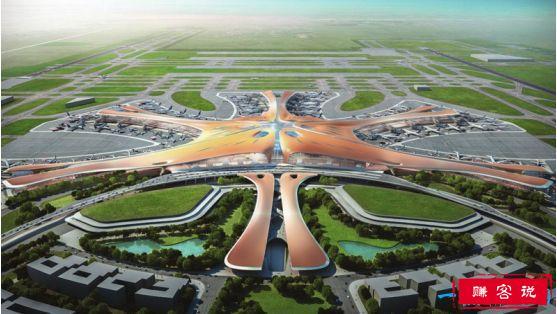 未来全球最大机场,北京新机场位居未来新七大奇迹之首