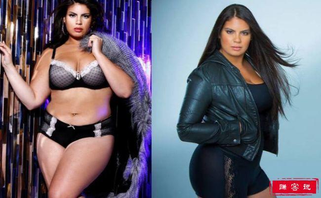 世界十大热门大码模特 全世界最炙手可热的大码女模