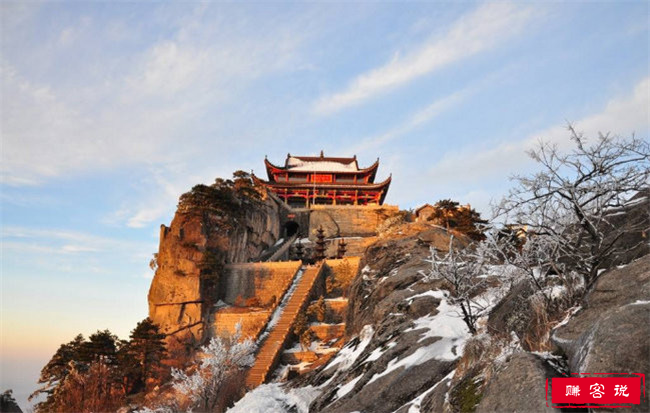 中国四大佛教名山 峨眉山仅排第三