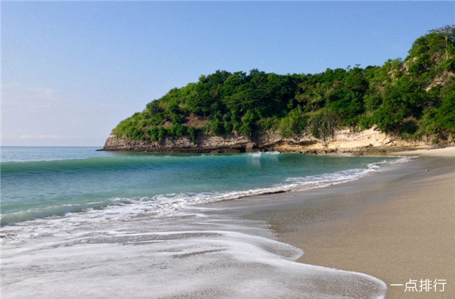 巴拿马十大著名海滩 恶魔岛排名第五