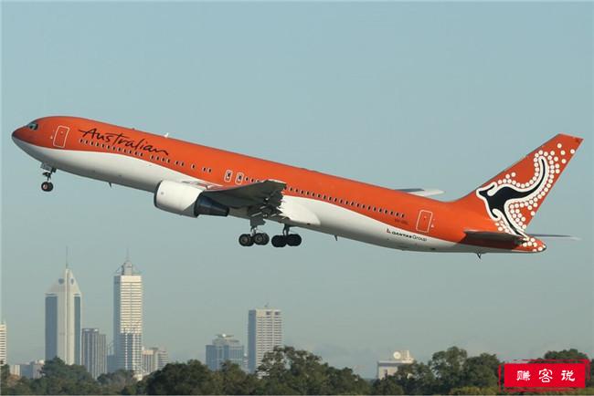 澳大利亚航空