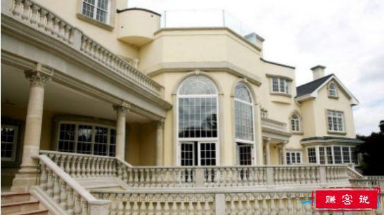 世界上最豪华的别墅,爱敦阁价值1.5亿美元(约12亿元人民币)
