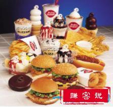 世界上十大快餐连锁排行 麦当劳排第一
