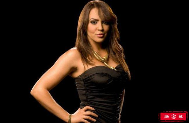 WWE十大最富有的女摔跤手 李阿娇净资产达600万美元