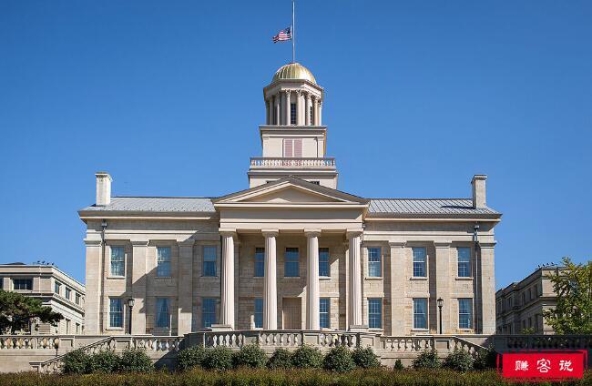 2018年美国爱荷华大学世界排名 留学费用