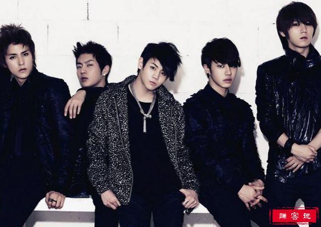韩国十大K-POP男孩组合 东方神起仅排第四