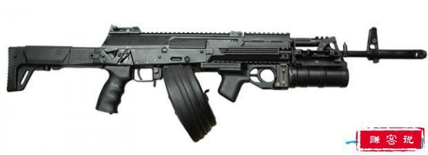 世界十大最致命突击步枪 科技含量超高