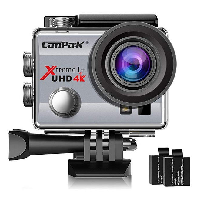 4k运动相机排行榜 第一名只有巴掌大小