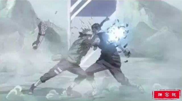 盘点火影忍者中最经典的10次战斗,内含集数