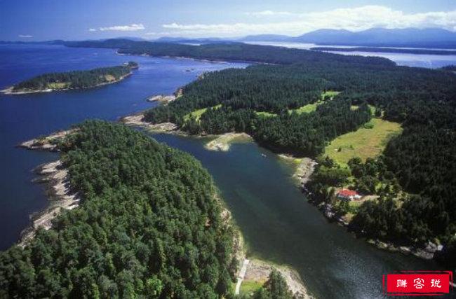 海岸线最长的国家 加拿大海岸线长24万公里