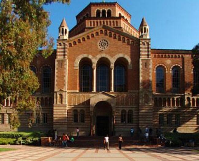 2018年美国加利福尼亚大学洛杉矶分校世界排名 留学费用