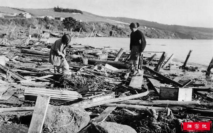 盘点全球历史上十大最强地震 印度洋地震造成23万人死亡