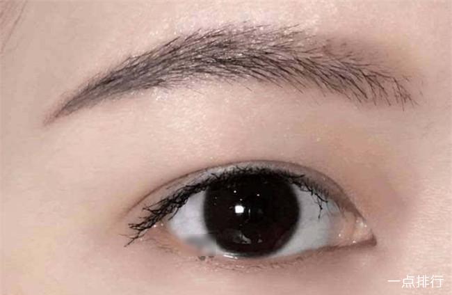 最漂亮的眉毛图片大全 2019年最流行的眉形