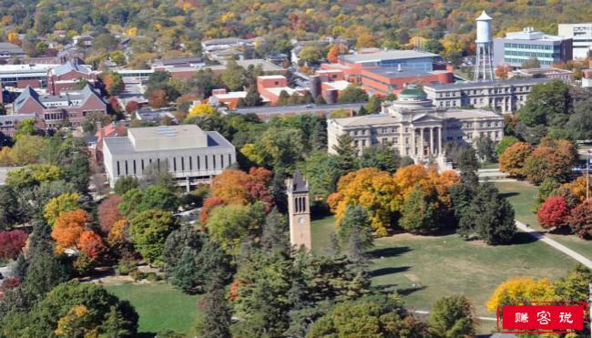 2018年美国爱荷华州立大学世界排名 留学费用