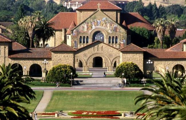 2018年美国斯坦福大学世界排名 留学费用