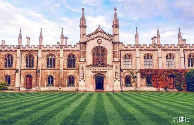 全世界最好的大学排名2019 全球最好的大学有哪些