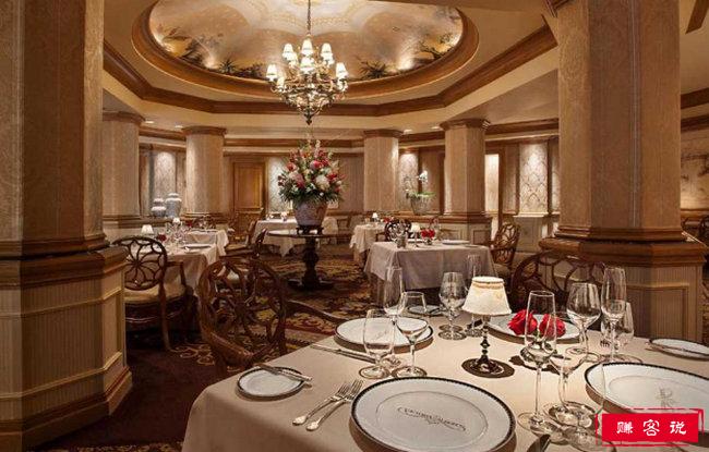 美国最贵的十大餐厅 Masa一餐平均消费为1300美元