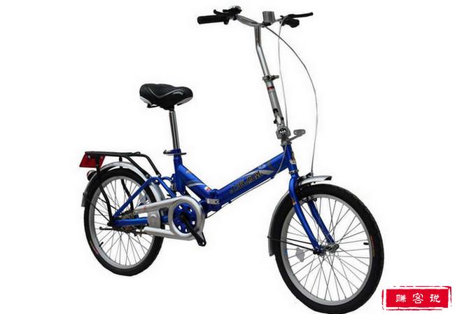 折叠自行车什么牌子好 十大折叠自行车品牌推荐