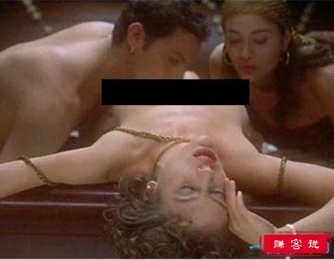 好莱坞女星的十大激情戏排行榜 满屏荷尔蒙扑面而来
