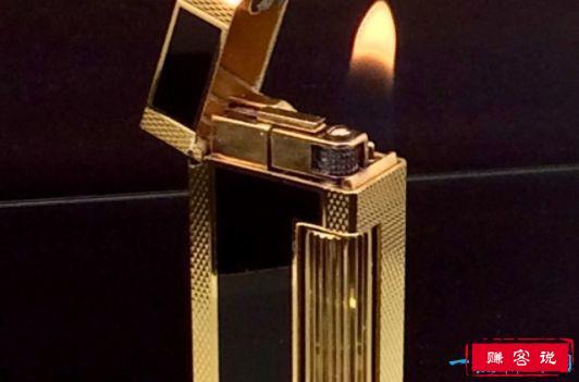 世界最贵打火机 最贵zippo打火机售价244311元