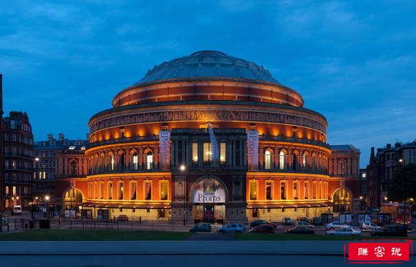 英国皇家阿尔伯特音乐厅