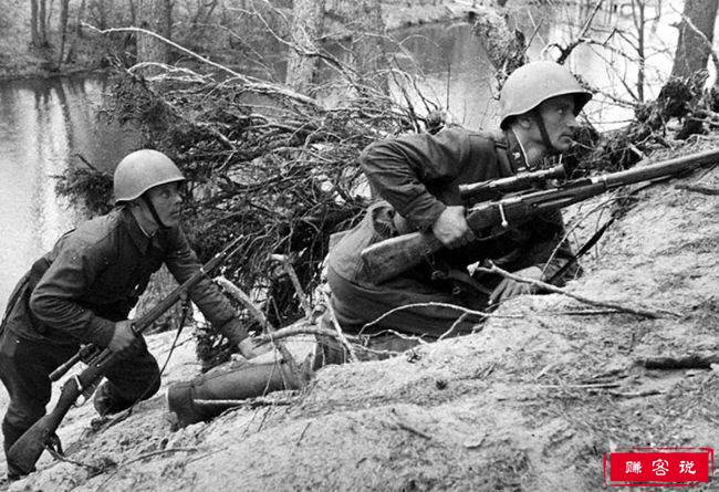 二战狙击手排名 二战期间让人闻风丧胆的狙击手