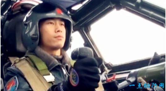 中国空军轰炸机学员第一次跨越大半个中国训练!
