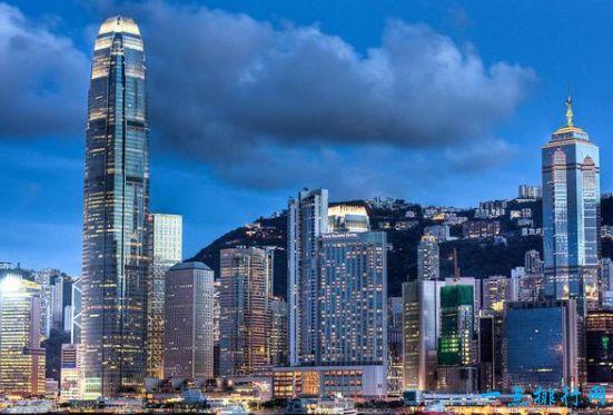 世界排名前三的金融中心 香港悍然上榜!