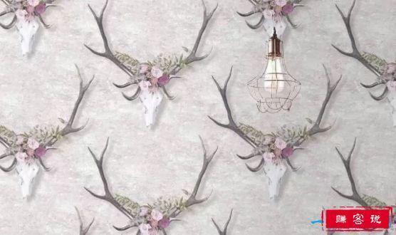 壁纸十大品牌排名 NLXL墙纸排第一