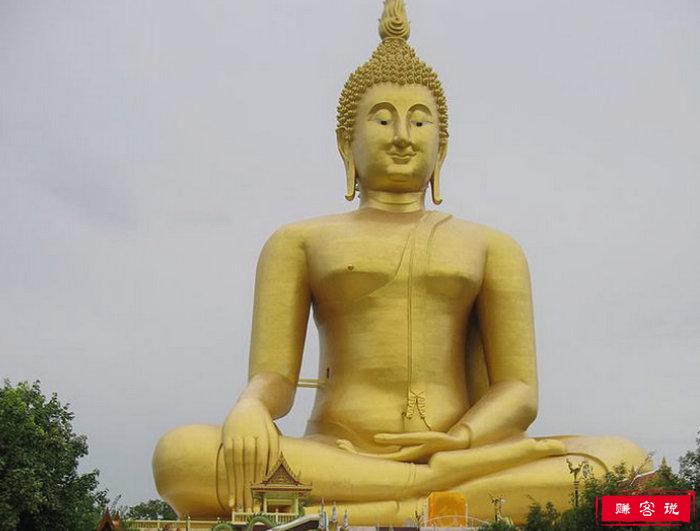世界上最高的雕像排名 泉寺佛比自由女神高三倍