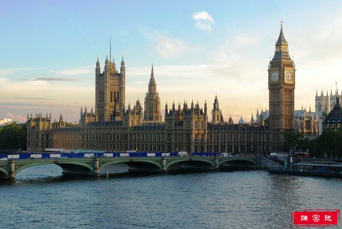 威斯敏斯特宫和大本钟