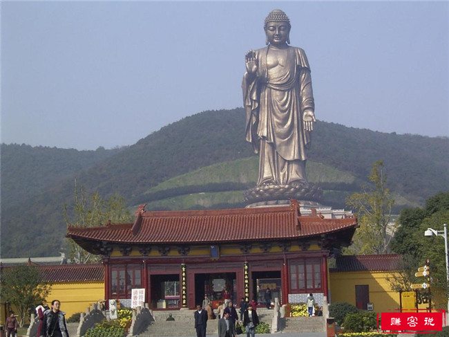 中国灵山大佛