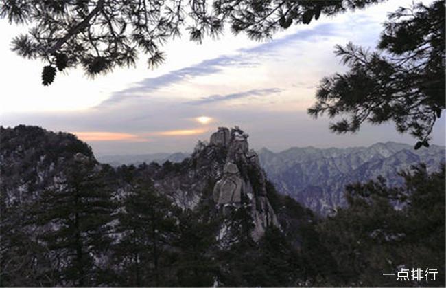 三门峡十大旅游景点大全 三门峡必去景点推荐