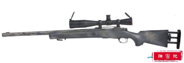 世界十大最强的狙击步枪 英美德三足鼎立