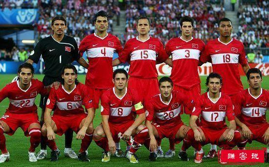 土耳其7-0韩国(1954)