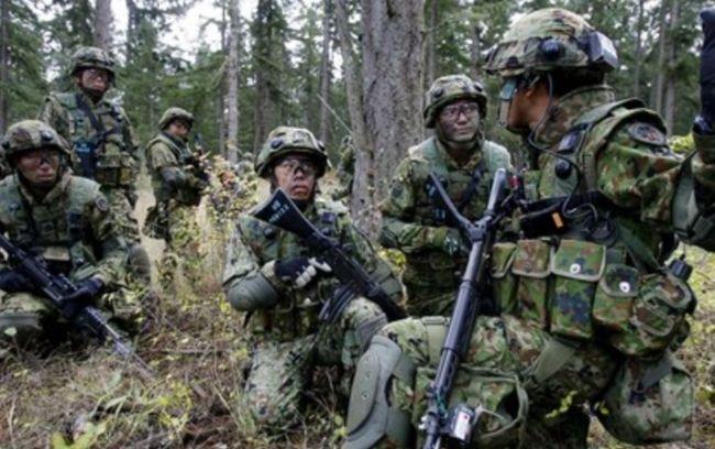 世界上军事力量最强大的十个国家 中国仅排第三