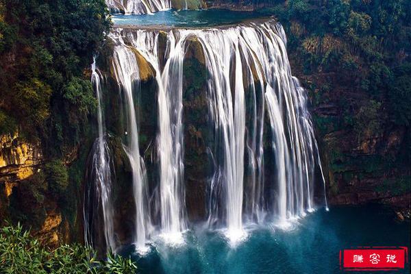 盘点中国十大瀑布排行榜,第一名一定要亲自去一趟