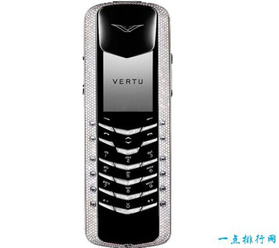 2017全球十大令人咋舌的奢华手机排行榜 真是手机中的战斗机